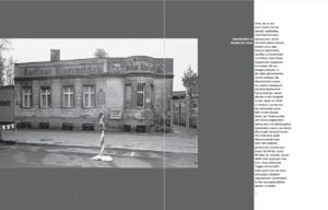 Schwarzes Hotel Fotobuch